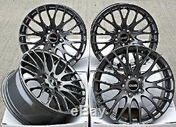 18 Roues Alliage Cruize 170 GM pour Peugeot 308 407 508 605 607