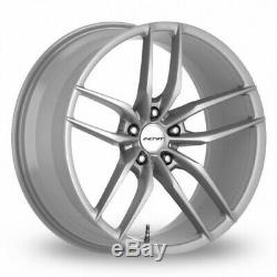 19 Argent Vector Alliage Roue BMW X1 E84 X3 E83 F25 X4 F26 X5 E53 4X4 5X120