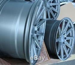 19 Bronze V10 9.5j Roues Alliage pour Land Range Rover VW T5 T6 T28 T30 T32