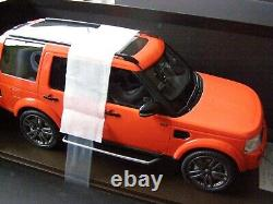 1/18 MOTORHELIX LAND ROVER DISCOVERY SE IV 2016 pas OTTOMOBILE BBR Mr Collection