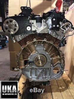 2016 Land Rover Discovery 3.0 TDV6 Moteur Coeur Fauly Rechange Réparations non