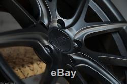 20 M Noir Hub V5 Roues Alliage pour Land Range Rover Discovery Sport BMW X5