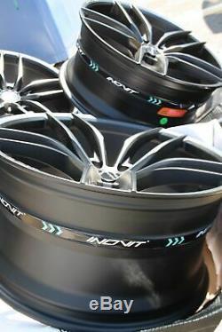 20 Noir Inovit Vector Roues Alliage pour Land Range Rover Sport Discovery