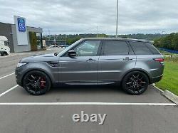 22 Pouces Jantes pour Land Rover Discovery 4 5 Range Rover Sport 10J (4 Jantes)