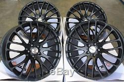 22 Satin Altus Roues Alliage pour Land Range Rover BMW X1 X3 X4 X5 VW T5 T6