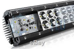 24V 20 120W courbé CREE LED barre lumineuse Ensemble IP68 FEUX DE POSITION