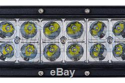 24V 40 240W CREE LED barre lumineuse Ensemble IP68 XBD FEUX DE POSITION