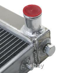 3 Rangée Aluminium Radiateur Pour 300TDI Land Rover Defender/Discovery 90/110