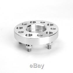 4PCS 30MM Hubcentric 5x165.1 Entretoise Roue Adaptateur pour Discovery 1 /