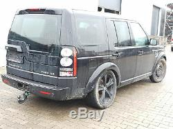 Appuie-tête centre arrière pour cuir Land Rover Discovery 3