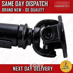 Avant Propshaft Double Cardan Pour Land Rover Discovery 2 TD5 & V8 OE TVB000110