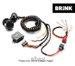 BRINK Kit électrique, dispositif d'attelage Faisceau Easy & Fast (744214)