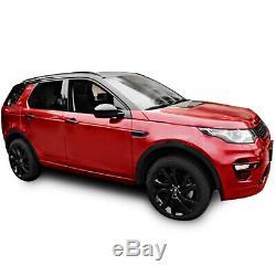 Barre de Toit Pour 14 -19 Land Rover Discovery Sport Alliage D'Aluminium 2 pcs