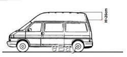 Barres de Toit Haut Moyen Toit BP28 180cm Long Land Rover Defender Discovery