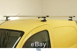Barres de toit Land Rover Discovery III IV 04-16 avec points de fixation 140cm