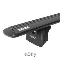 Barres de toit Thule WingBar EVO pour Landrover Discovery IV type LA NEUF NOTICE