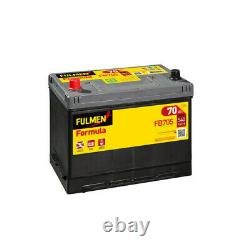 Batterie FULMEN Formula FB705 12V 70AH 540A
