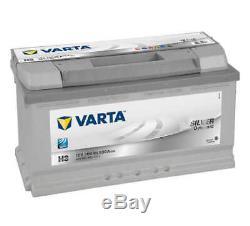 Batterie VARTA Silver Dynamic 100Ah / 830A (H3)