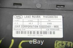 Body Control Module Land Rover DISCOVERY 3 YWC000784 95166