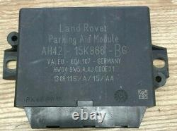 Boitier Aide Au Stationnement Land Rover Discovery Ah4215k866