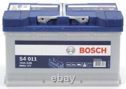 Bosch S4011 Batterie de Voiture 80A/h-740A
