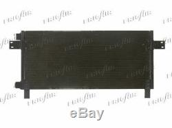 Condenseur de climatisation MAN TGA-TGL-TGM-TGS-TGX