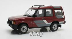 Cult Models CLTL081-1 Land Rover Discovery MKI Rouge Metal 1989 1/18