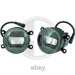 Diederichs LID10300 Kit de projecteurs antibrouillard
