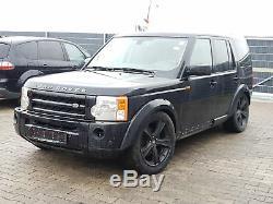 Différentiel Essieux avant avant pour Land Rover Discovery 3