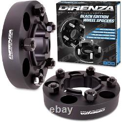 Direnza 5x165 40mm Hubcentric Roue Spacer Pair Pour Land Rover Range Defender