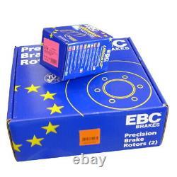 EBC B02 Kit de Freins Arrière Revêtements Essuie-Glace Pour Land Rover Range
