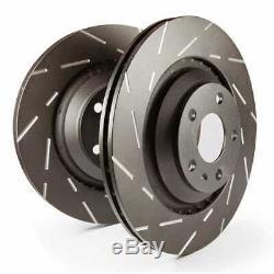 EBC Black Tiret Disque USR1448 Essieu Avant