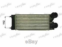 Echangeur, intercooler CITROEN C4-BERLINGO-PEUG. 308-3008-5008 1.6 D