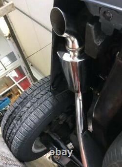 Échappement Sport Land Rover Discovery 3 4 Td TDV6 Système D'Échappement