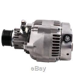 For Land Rover defender TD5 2.5 diesel alternateur régulateur 120A 38522267F New