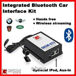 Grom BT3 Changeur CD Bluetooth Kit Adaptateur pour Rover 75 MG Zt Land Discovery