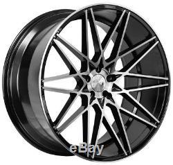 JANTES en Alliage X4 20 BMF 1AV ZX4 pour LAND RANGE ROVER BMW X1 X3 X4
