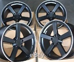 Jantes en Alliage X4 19 B Fox Ms003 pour Land Range Rover BMW X1 X3 4x X5 VW