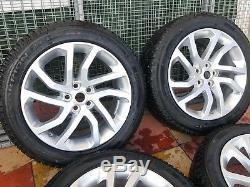 Jeu de 4 Land Rover Discovery 4 20 Jantes Alu & Pneumatiques LR Style 511