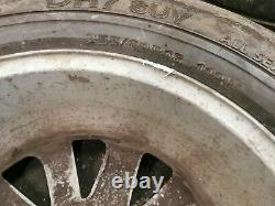 LAND ROVER Alliage Roue Set (4x) 18' R18x8JxET53 Pour Discovery 3 III L319 Used