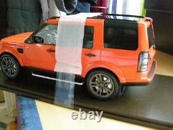 LAND ROVER DISCOVERY 2016 1/18 MOTORHELIX No BBR Mr collection ottomobile norev