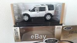 LAND ROVER DISCOVERY 3 Grandes Marques By ERTL 118 neuve en boite