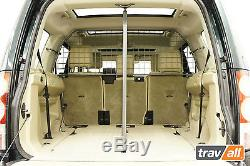 LAND ROVER Discovery 3/4 (04)Grille partage coffre protection chien bagages