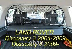 LAND ROVER Discovery 3/4 Grille maillée filet séparation protection chien
