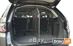 LAND ROVER Discovery Sport 7 places(15-)Grille partage coffre protection chien