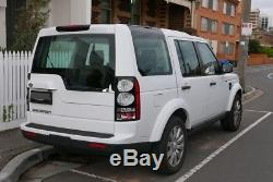 LED Feux Arrière Land Rover Discovery III IV 04-16 Noir Conversion au Facelift