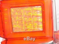 LED Feux Arrières Land Rover Discovery 3 Année Fab. 04-09 Chrome