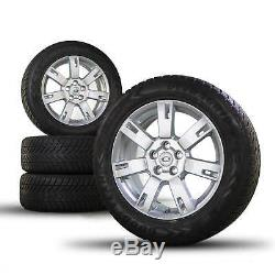 Land Rover 19 pouces jantes Discovery 3 4 jantes aluminium pneus hiver jantes