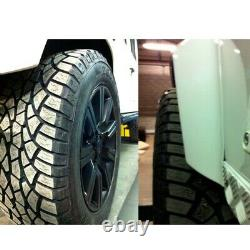 Land Rover Defender Et Discovery 1 30mm Aluminium Roue Entretoises Set 4 Bulldog