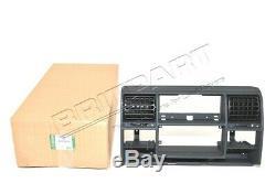 Land Rover Discovery 1 1989-98 2 98-04 OEM Façade Console Tableau Ash Gris